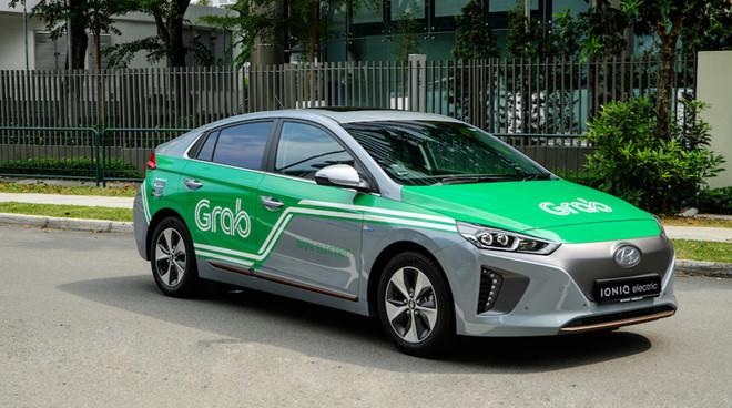 cTập đoàn Hyundai và Grab sẽ hợp tác phát triển xe điện ở ASEAN. Ảnh: TechinAsia.